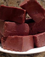 Order Fudge Grudge Chocolate Fudge On A Plate