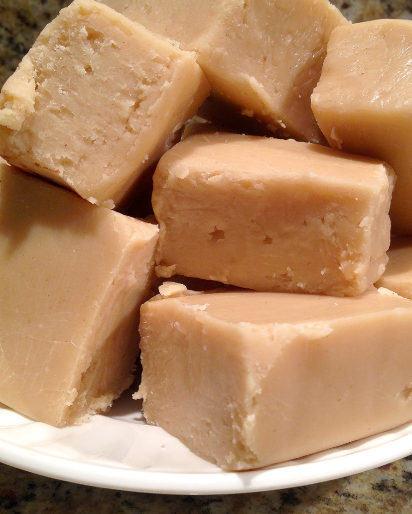 Order Fudge Grudge Peanut Butter Fudge On A Plate