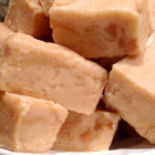 Order Fudge Grudge Salted Caramel Fudge On A Plate